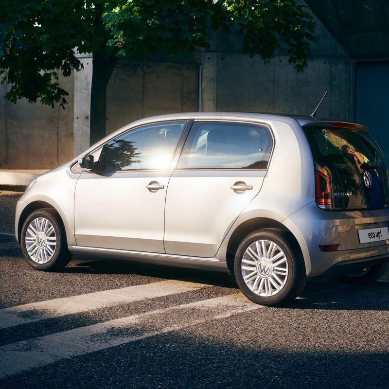 Vettura Volkswagen a metano