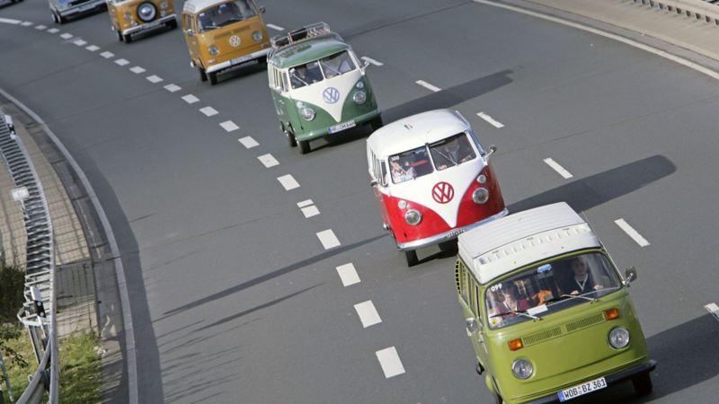 Estate 2022: Volkswagen Veicoli Commerciali invita i suoi fan al VW Bus Festival