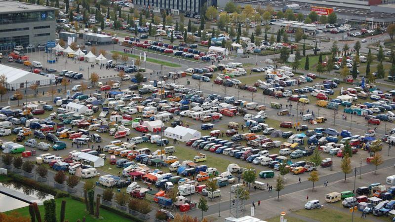 VW Bus Festival