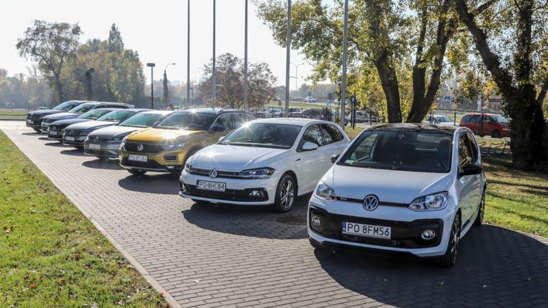 Samochody Volkswagen