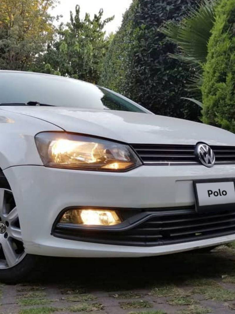 Polo de Volkswagen, carro compacto equipado con los mejores sistemas de seguridad