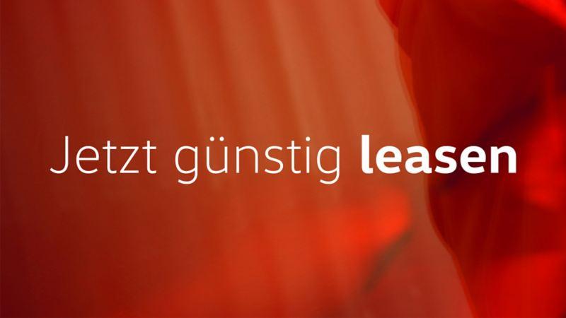 VW ACTIVE Sondermodelle. Leasing-Angebote.