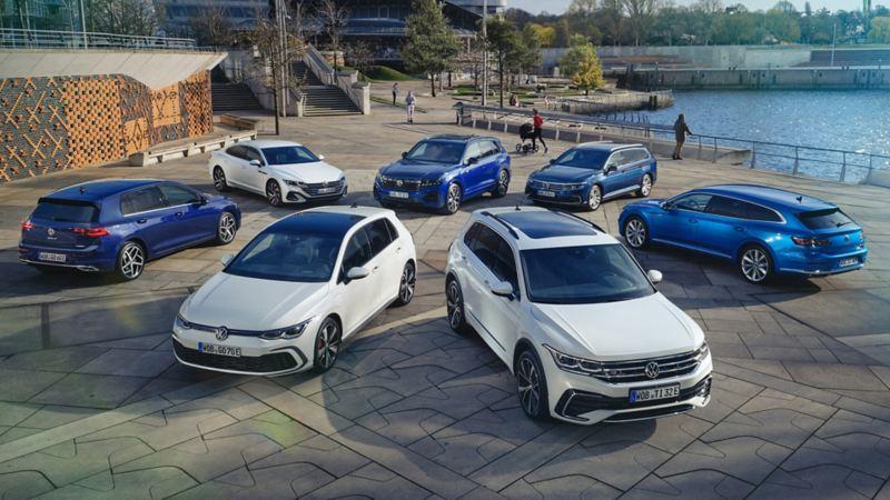 Samochody hybrydowe Volkswagen