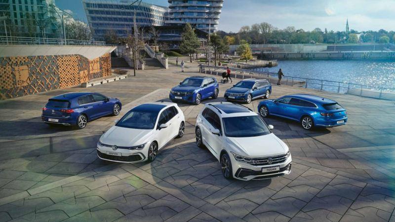 Die Volkswagen Modelle mit Hybrid Antrieb