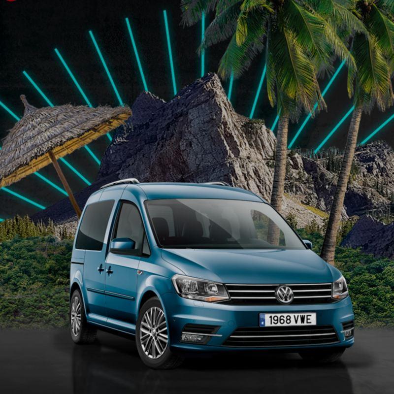 irresistibles Volkswagen Canarias