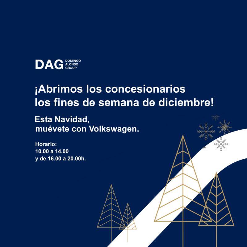 VW Canarias en Navidad