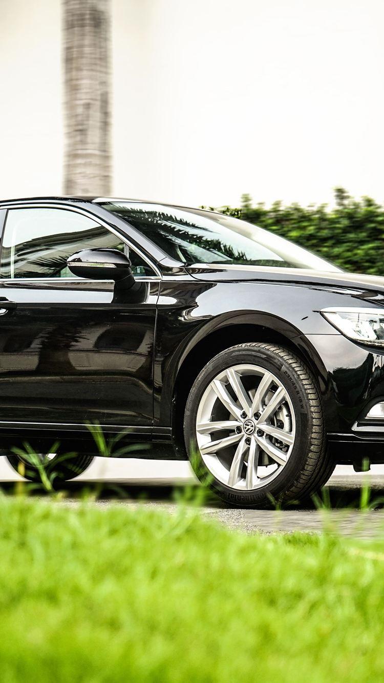 Ngoại thất Volkswagen Passat 2020