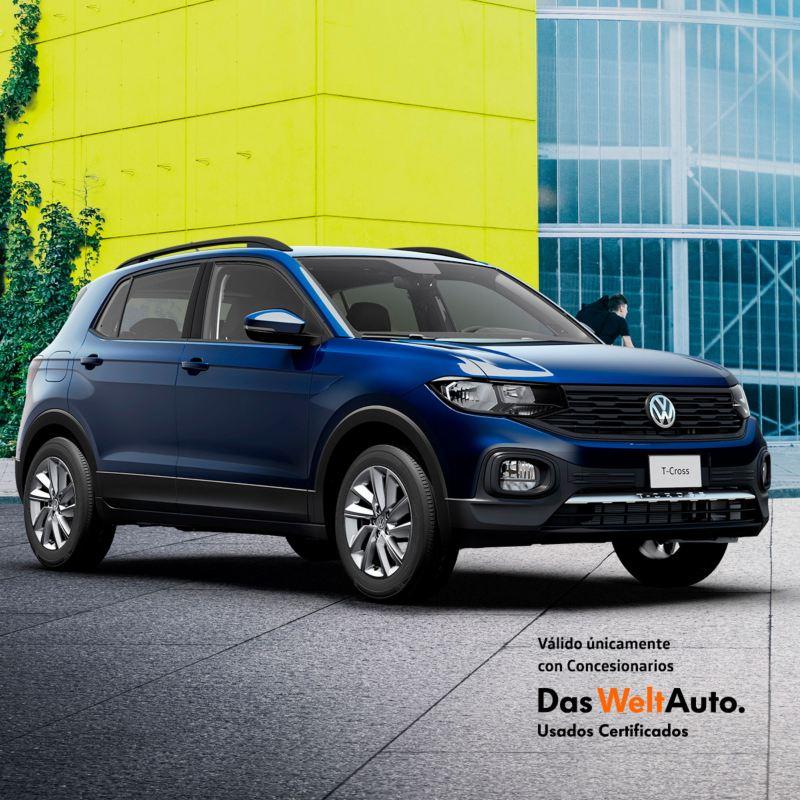 Estrena un auto de Volkswagen, con un bono por tu auto seminuevo