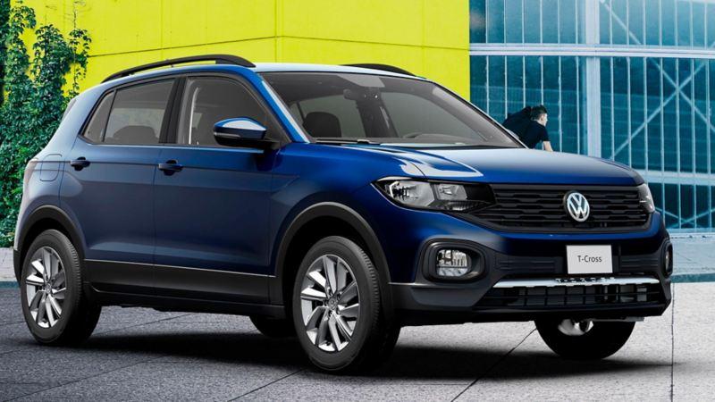 T-Cross de Volkswagen, la SUVW más segura de la categoría