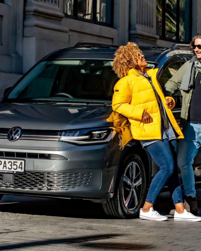 The Volkswagen Caddy