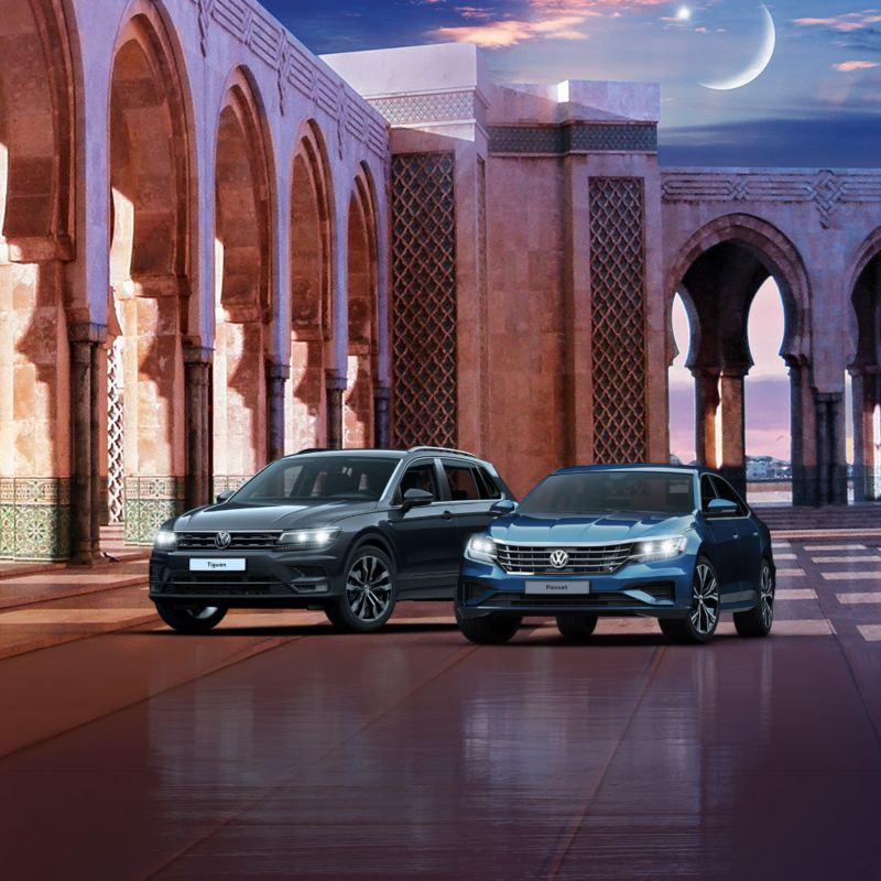 Volkswagen Kuwait Rental offers - celebrating Ramadan