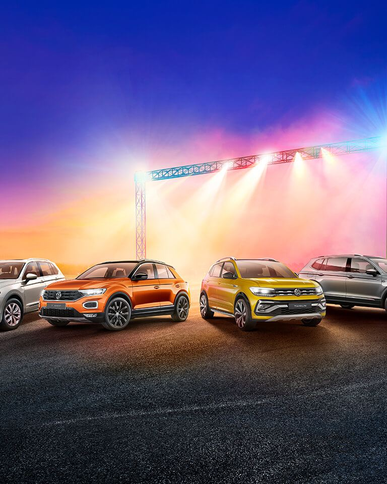 Volkswagen at Auto Expo 2020