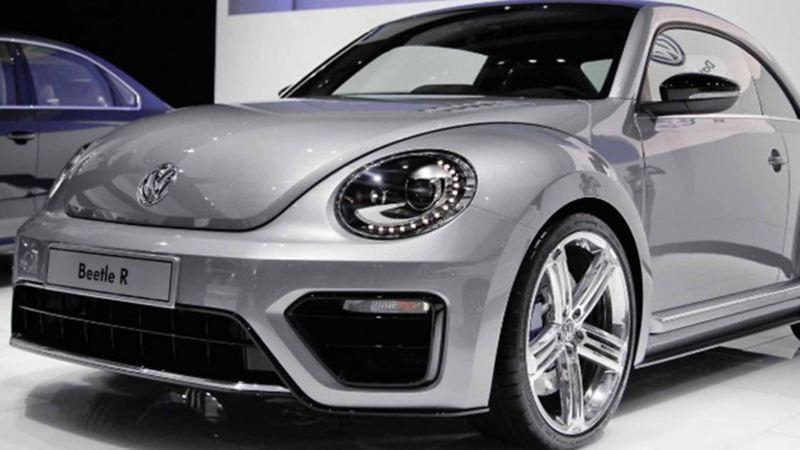 Beetle R-Concept - La edición especial del auto deportivo clásico de Volkswagen México