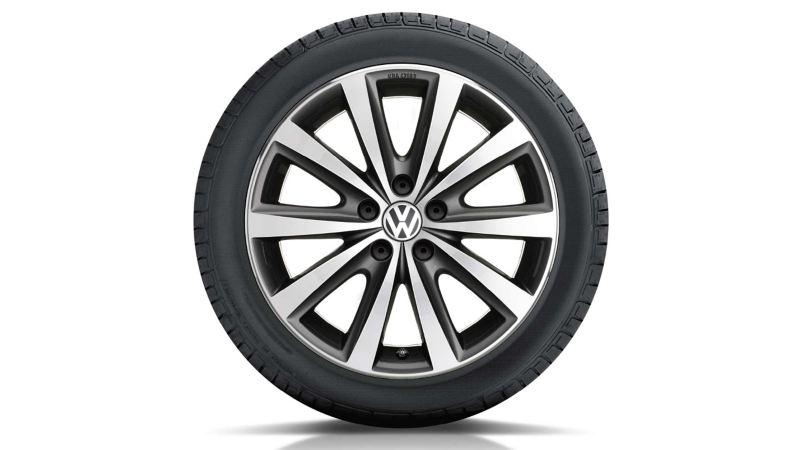 Volkswagen Genuine Alloy Wheels