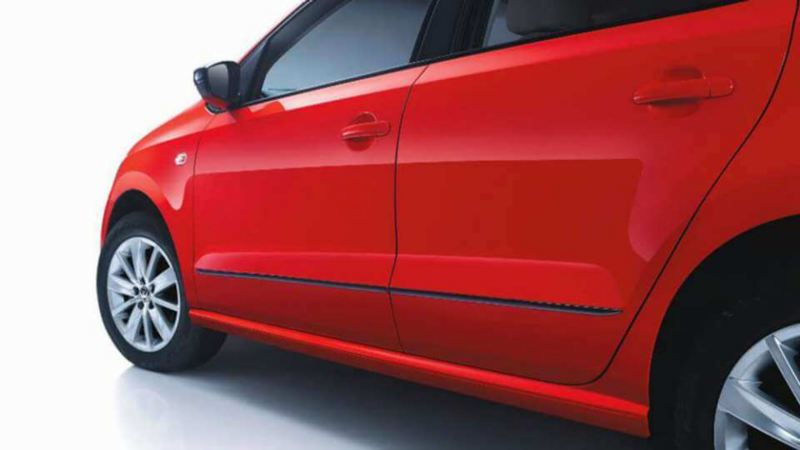 Volkswagen Genuine Body Side Moulding