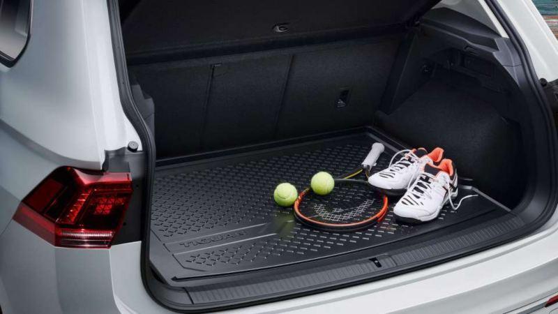 Volkswagen Genuine Boot Tray Deep Trunk Floor