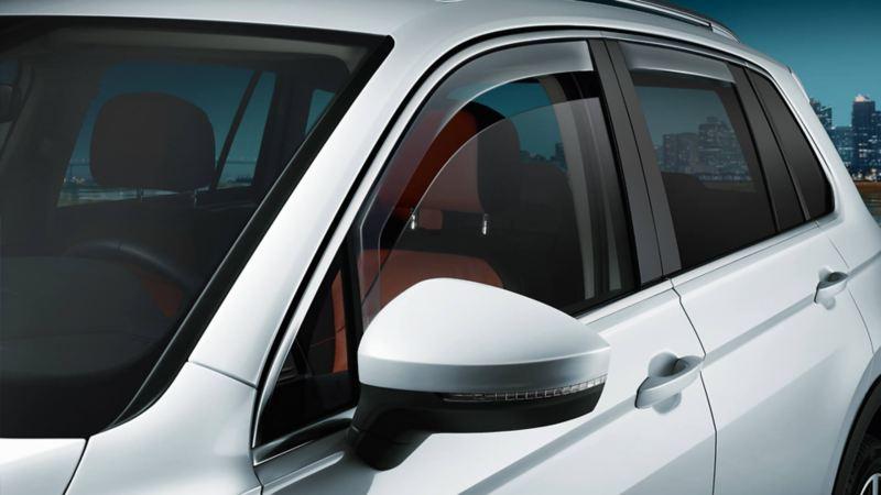 Volkswagen Tiguan Genuine Door Windvisor