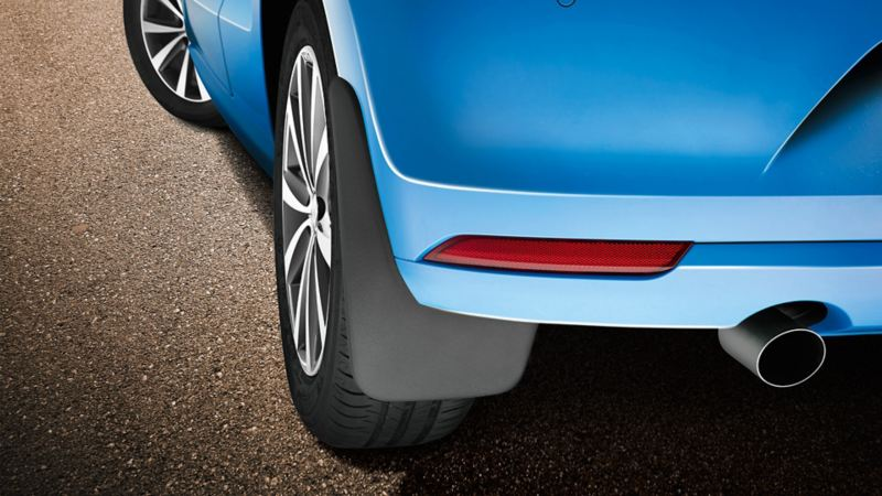 Volkswagen Genuine Mud Flaps