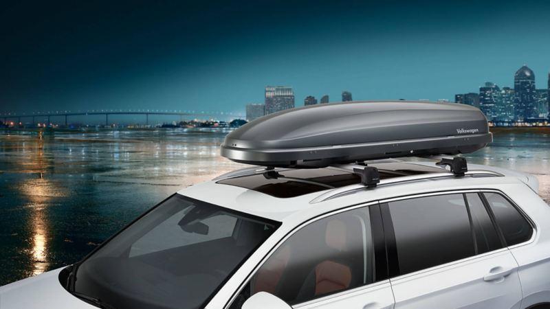 Volkswagen Tiguan Genuine Roof Box