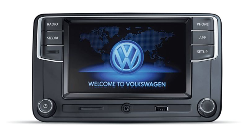 Volkswagen Infotainment System and App Connect