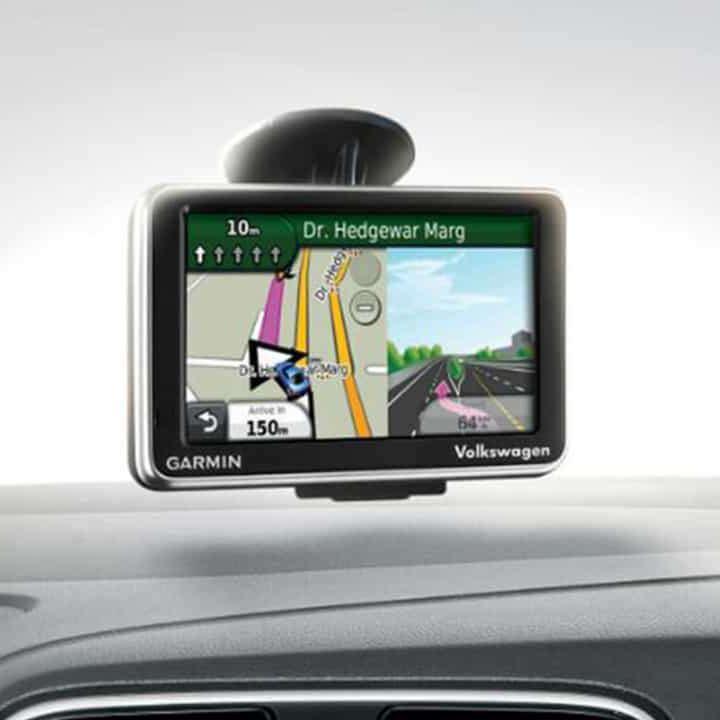 Volkswagen Polo GT Navigation System