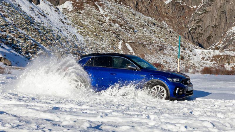 Volkswagen Winterfahrtraining