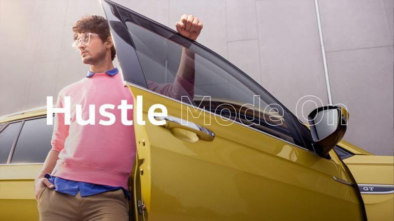 The New Volkswagen Taigun Hustle Mode On