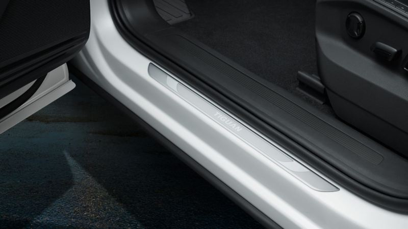 Volkswagen Genuine Scuff plates