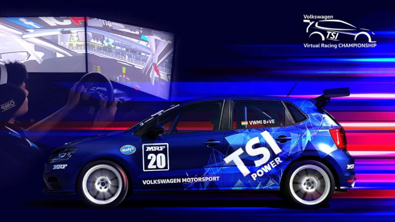 Volkswagen Virtual Racing Championship