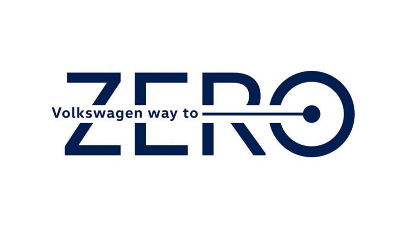 Volkswagen zero logo