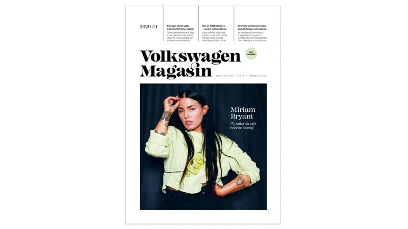 Volkswagen Magasin nummer 1 2020