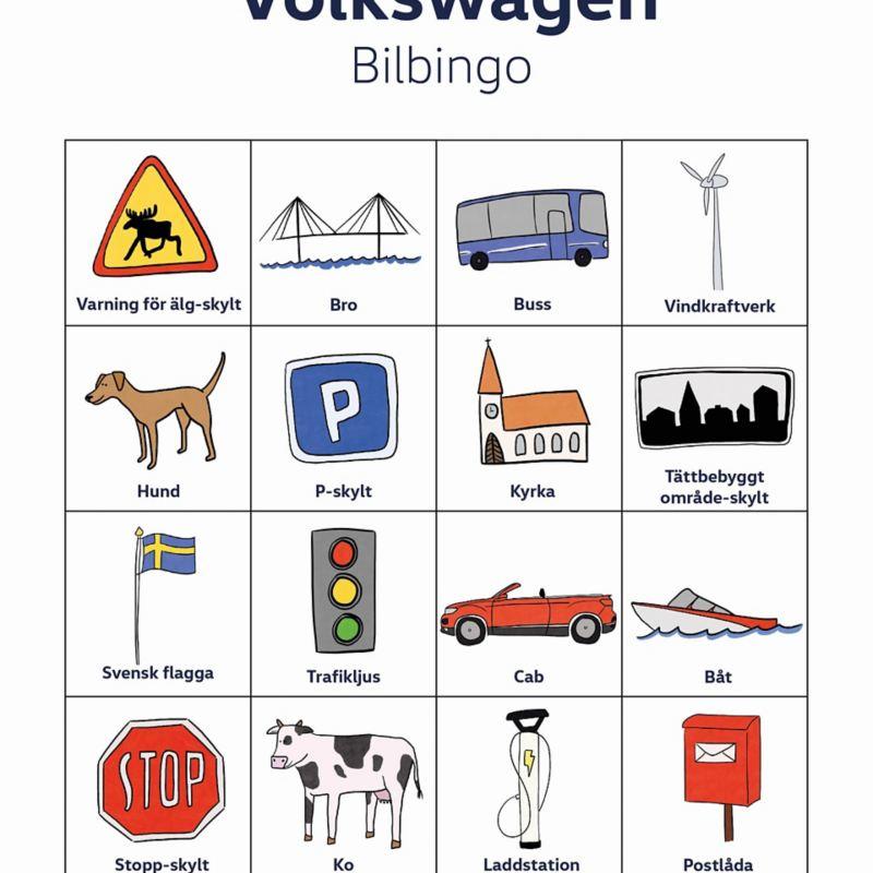 Volkswagens bilbingo