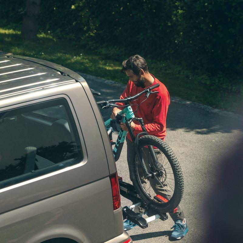 Porte-vélos arrière