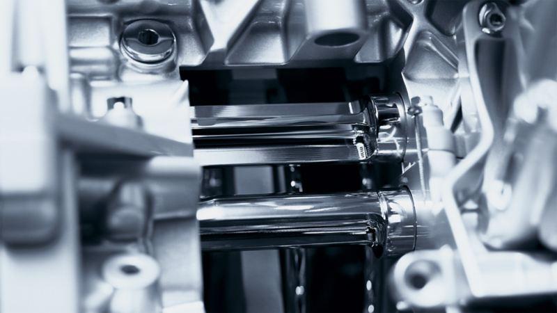Wałki wyrównoważające w Volkswagenie