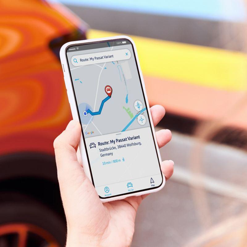 We Connect - Sapere dove si trova la tua Volkswagen