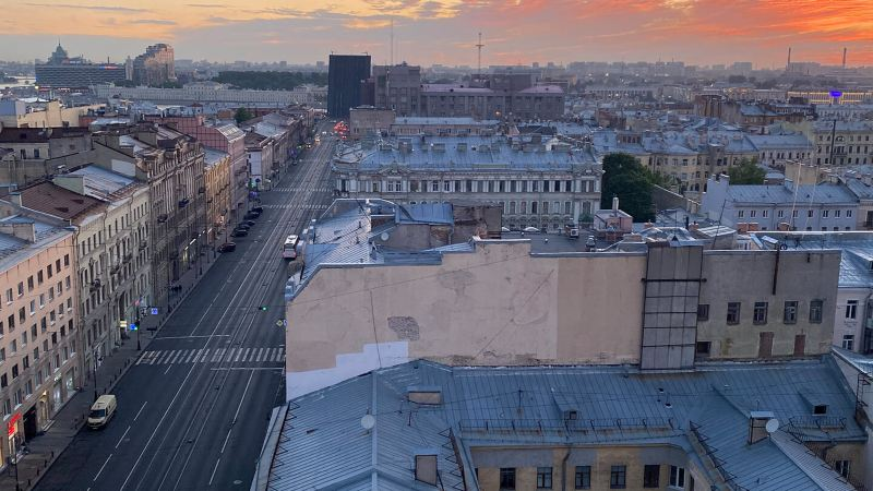 Influencer St. Petersburg
