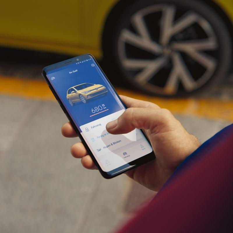 We Connect - Importanti dati del veicolo sempre sott'occhio