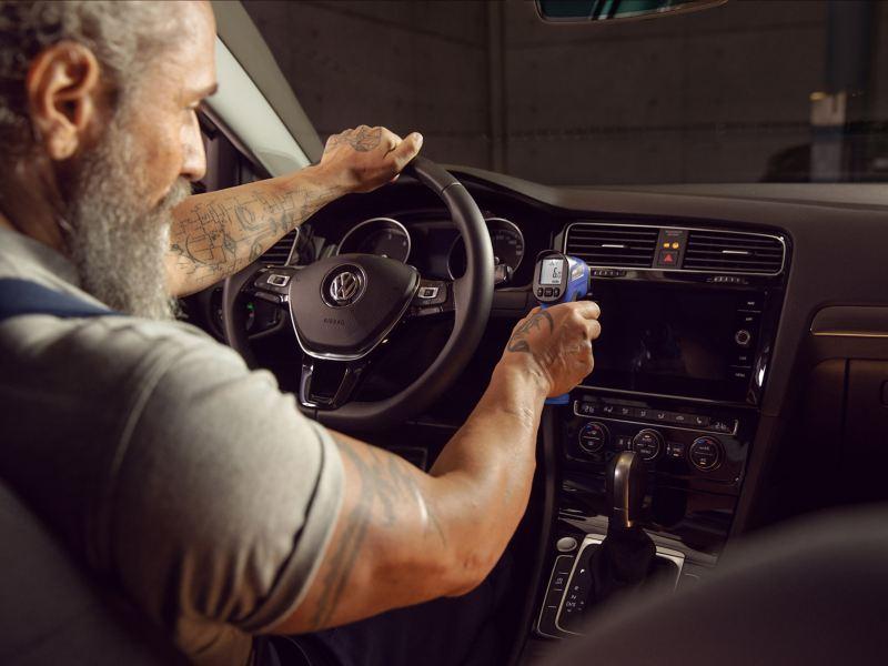 Volkswagen 空調系統服務