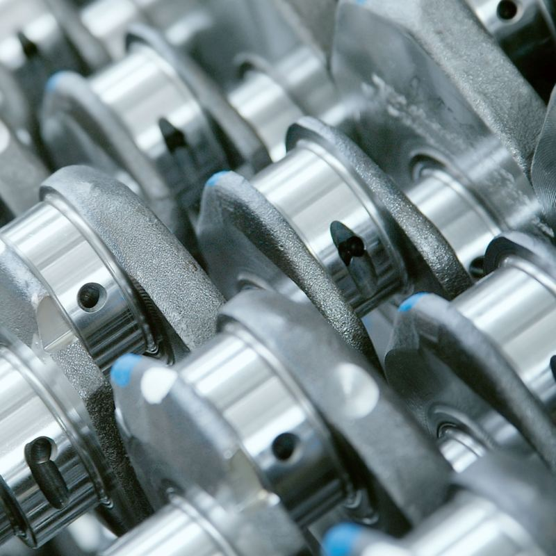 Volkswagen Exchange Parts are specially prepared parts for older VW