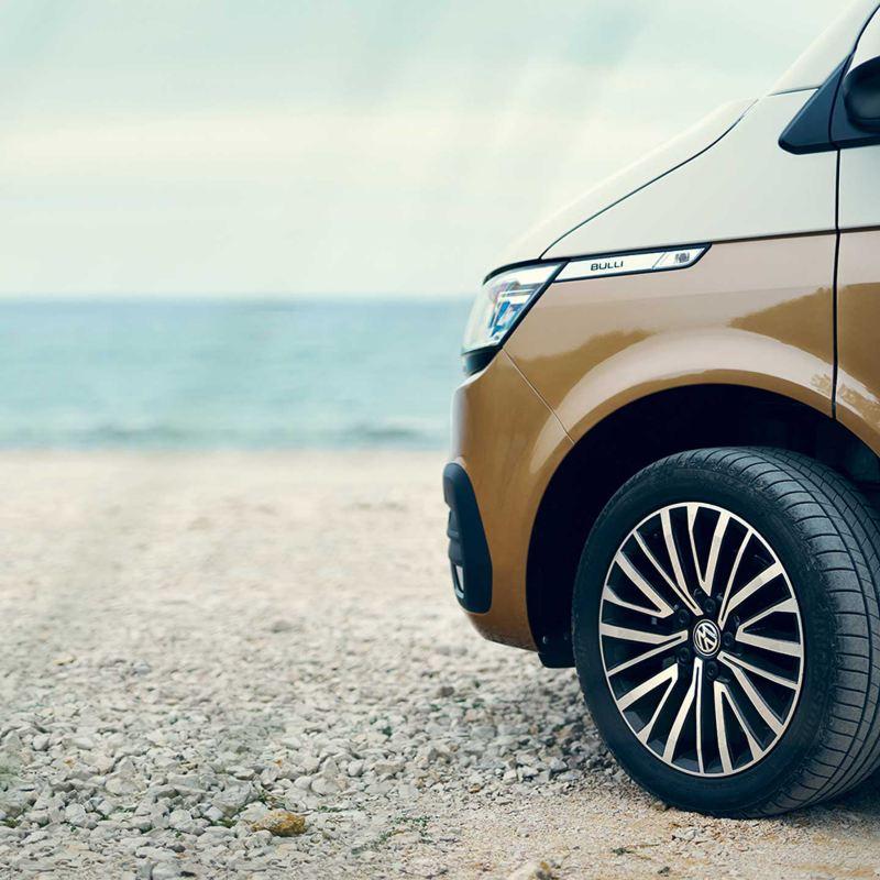 Zomerbanden van Volkswagen Bedrijfswagens