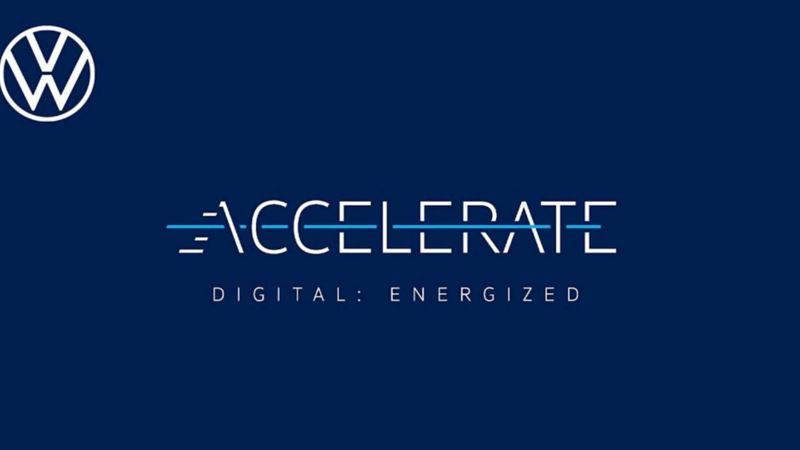 Imagen de ACCELERATE, estrategia de VW para el desarrollo de vehículos eléctricos