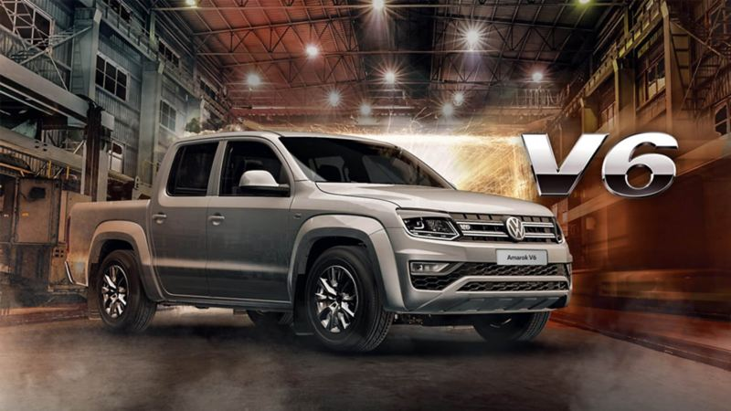 Pick Up Amarok V6: más estilo, más poder.