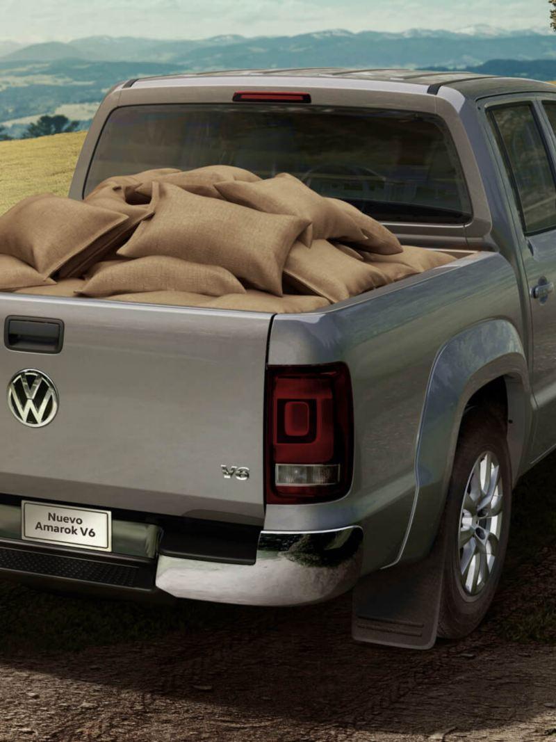 Camioneta Pick Up de carga Volkswagen