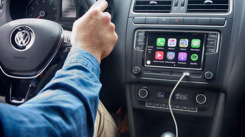 Conoce cuáles apps puedes usar en tu auto Volkswagen con el App - Connect