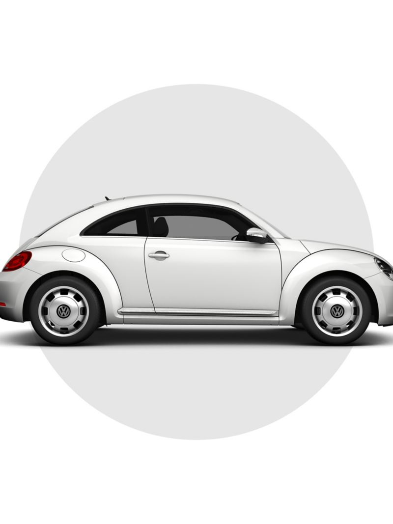Approved Used Volkswagen car model