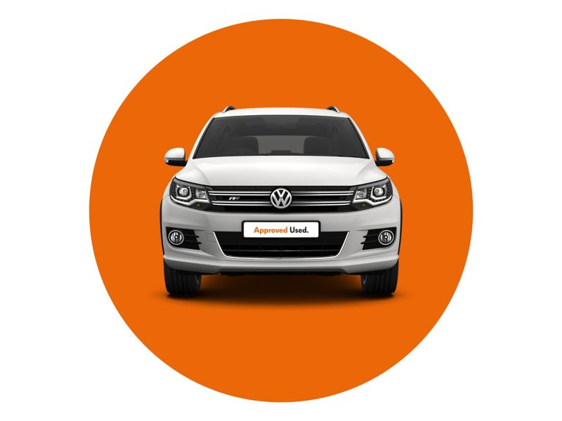 Volkswagen approved used cars