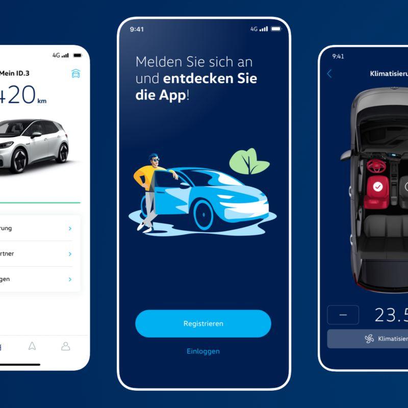 We Connect ID., l'application pour votre ID.