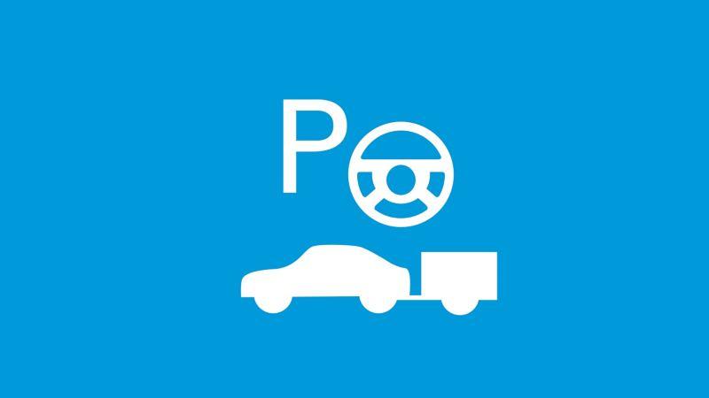 Assistenza alle manovre con rimorchio Trailer Assist - Volkswagen Veicoli Commerciali
