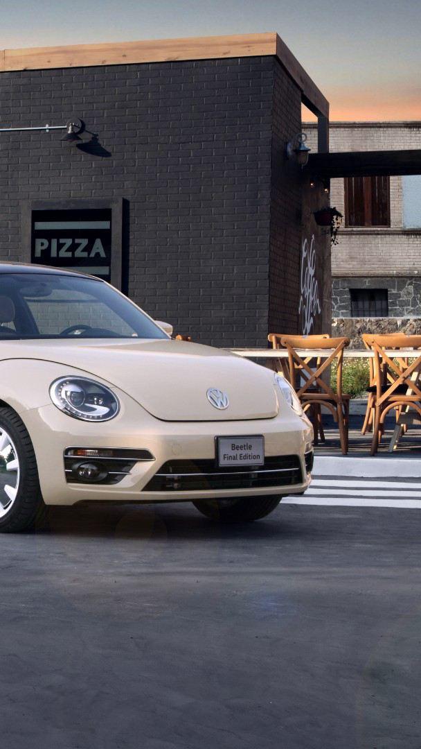 Beetle Final Edition - El modelo de auto Volkswagen vendido a través de Amazon