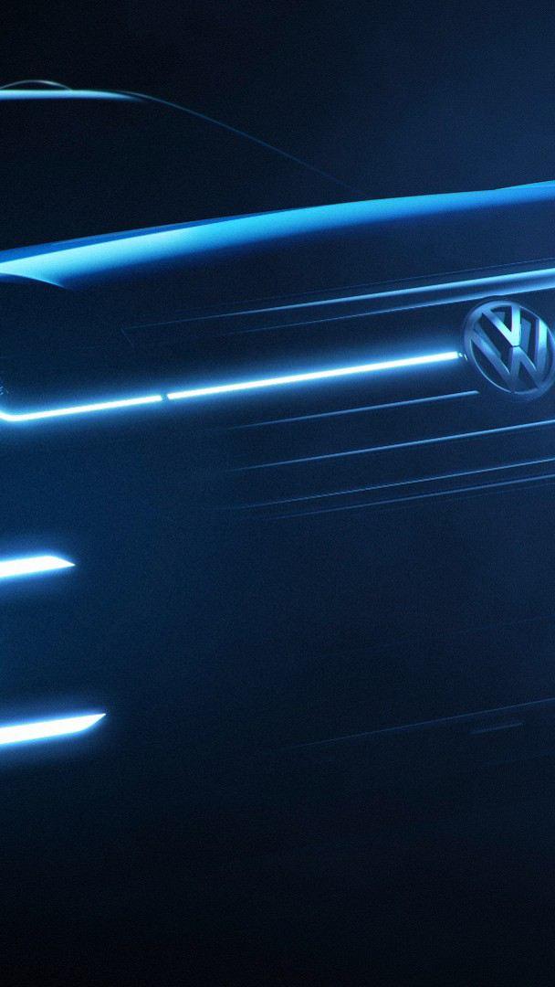 SUV T-Prime Concept GT - Vehículo híbrido de Volkswagen lanzado en China